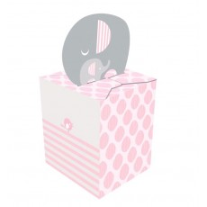 Little Peanut Girl Favour Boxes