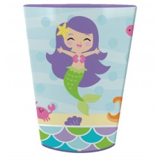 Mermaid Friends Souvenir Plastic Cup