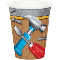 Handyman Tools Paper Cups