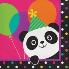 Panda - Monium Lunch Napkins