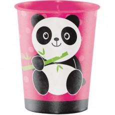 Panda - Monium Souvenir Plastic Cup
