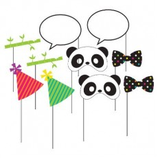 Panda - Monium Photo Props