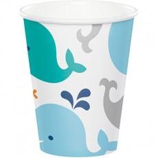 Lil Spout Blue  Paper Cups