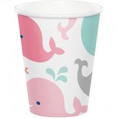 Lil Spout Pink  Paper Cups