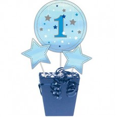 Boy One Little Star Centrepieces