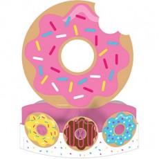 Donut Time Honeycomb Centrepiece 30cm x 23cm