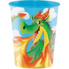 Dragons Souvenir Plastic Cup