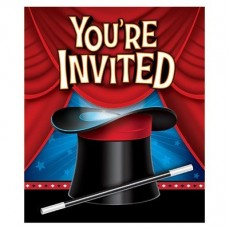 Magic Invitations