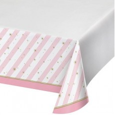 Twinkle Toes Plastic Table Cover