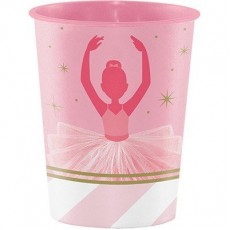 Twinkle Toes Souvenir Favour Plastic Cup