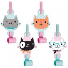Purrfect Party Supplies - Blowouts