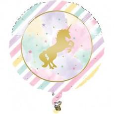 Unicorn Sparkle Party Decorations - Foil Balloon