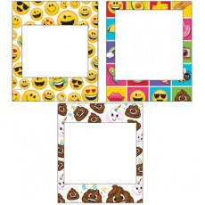 Emoji Frames Photo Props