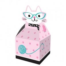 Purrfect Party Supplies - Favour Boxes Treat