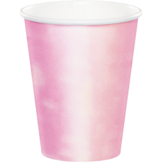 Iridescent Foil Paper Cups