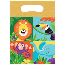 Jungle Safari Loot Favour Bags