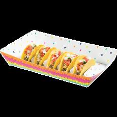 Fiesta Fun Taco Divider Tray