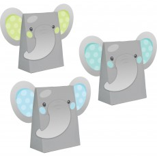 Boy Enchanting Elephant Paper Treat Favour Bags