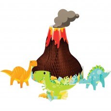 Dinosaur Boy Dino Decor 3D Centrepieces