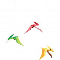 Dinosaur Boy Dino Decor 3D Cutouts