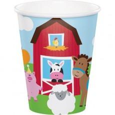 Farmhouse Fun Party Supplies - Paper Cups