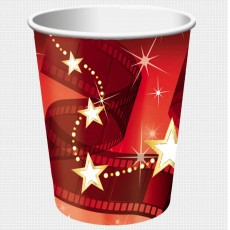 Hollywood Lights Paper Cups