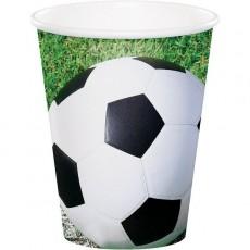Soccer Fanatic Paper Cups