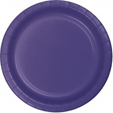 Purple Dinner Plates
