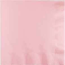 Pink Classic Celebrations Lunch Napkins
