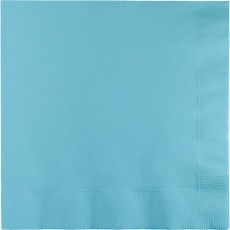 Blue Pastel Celebrations Lunch Napkins