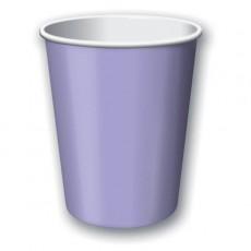 Lavender Party Supplies - Paper Cups