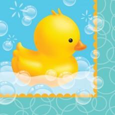 Bubble Bath Party Supplies - Lunch Napkins