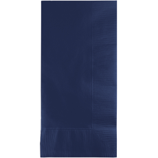 Blue Navy  Dinner Napkins