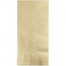 Ivory Party Supplies - Dinner Napkins