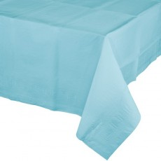 Pastel Blue Table Cover