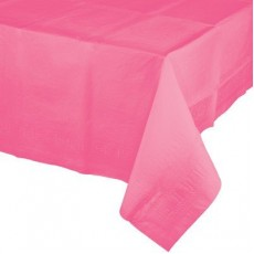 Candy Pink Table Cover