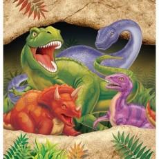 Dinosaur Dino Blast Plastic Table Cover