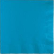Blue Turquoise  Beverage Napkins