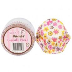 Multi Colour Butterflies Cupcake Cases