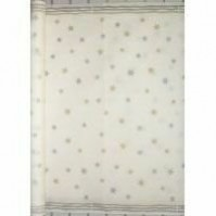 Gold & Silver Stars Tablecloth Paper Rolls
