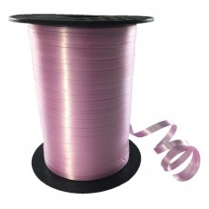 Pink Curling Ribbons