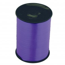 Purple Curling Curling Ribbons