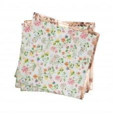 Ditsy Floral Beverage Napkins 24cm x 24cm Pack of 16