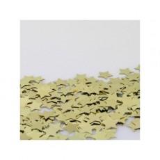 Gold Scatters Confetti