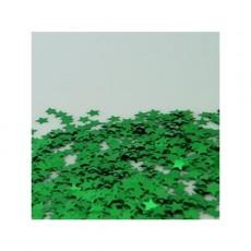 Green Star Scatter Confetti