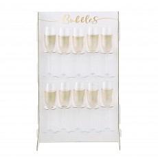 Wedding Gold  Prosecco Wall Misc Accessorie