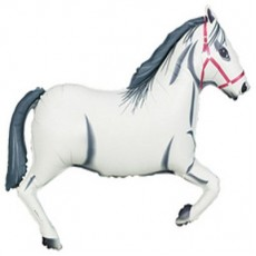 White Horse Shaped Balloon