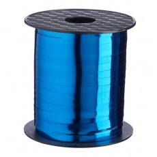 Blue Metallic Royal Curling Curling Ribbon