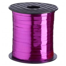 Pink Metallic  Rosebloom  Curling Ribbons