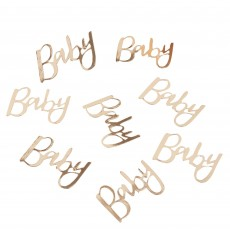 Gold Oh Baby! Confetti 14g